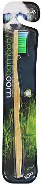 Четка за зъби - Woobamboo Adult Standard Handle Toothbrush Soft — снимка N1