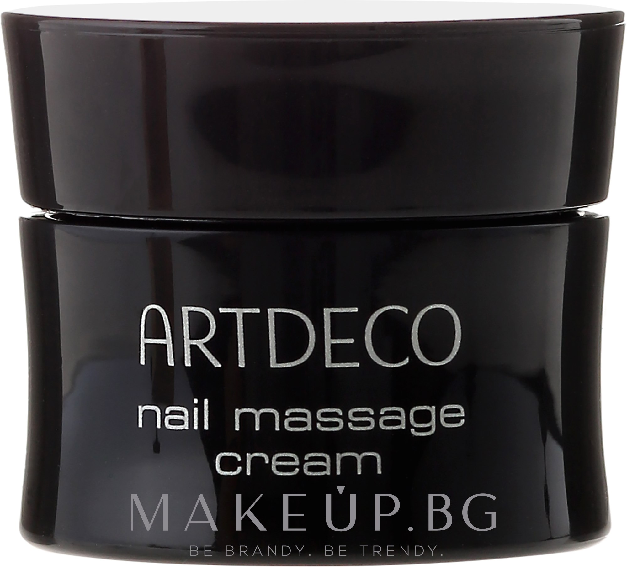 Масажен крем за нокти с напукани и сухи кутикули - Artdeco Nail Massage Cream — снимка 17 ml