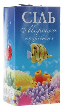 """Соль морская """"Аквариум"""" измельченная - Пълничко бебе — снимка N1"""