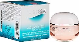 Парфюмерия и Козметика Балсам-гел за лице - Biotherm Aquasource Cocoon Balsam (тестер)
