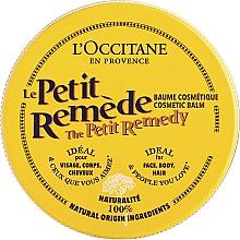 Парфюмерия и Козметика Универсален балсам - L'Occitane Le Petit Remede Cosmetic Balm (мини)