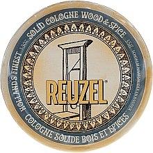 Парфюмерия и Козметика Твърд одеколон за след бръснене - Reuzel Wood & Spice Solid Cologne Balm