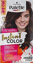 Парфюмерия и Козметика Оцветяващ шампоан за коса без амоняк - Schwarzkopf Palette Instant Color