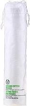 Парфюмерия и Козметика Козметични памучни тампони, 100 бр. - The Body Shop Organic Cotton Rounds