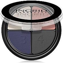 Парфюми, Парфюмерия, козметика Сенки - Ingrid Cosmetics Casablanca Eye Shadows