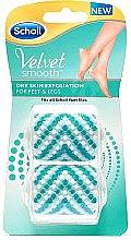 Парфюми, Парфюмерия, козметика Сменяема ролка за електрическа пила за крака - Scholl Velvet Smooth Peeling Rollen Dry Skin