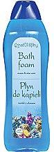"""Парфюми, Парфюмерия, козметика Пяна за вана """"Морска прегръдка"""" - Bluxcosmetics Naturaphy Bath Foam"""
