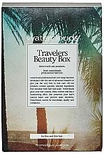 Парфюмерия и Козметика Комплект за коса - Waterclouds Travelers Beauty Box Volume (спрей/70ml + балсам/70ml + шампоан/70ml)