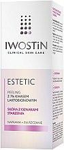 Парфюмерия и Козметика Пилинг за лице с Лактобионова киселина 7% - Iwostin Estetic Peeling 7%