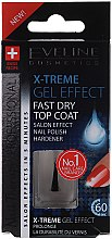 Парфюми, Парфюмерия, козметика Топ лак с гел ефект - Eveline Cosmetics Nail Therapy Professional
