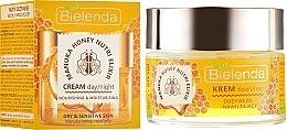 Парфюми, Парфюмерия, козметика Подхранващ крем за лице - Bielenda Manuka Honey Nutri Elixir Day/Night Cream