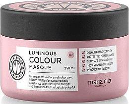 Парфюмерия и Козметика Маска за боядисана коса - Maria Nila Luminous Color Masque