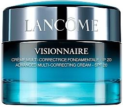 Парфюмерия и Козметика Антстареещ крем-коректор за лице SPF 20 - Lancome Visionnaire Advanced Multi-Correcting Cream SPF 20