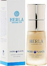 Парфюми, Парфюмерия, козметика Околоочен крем - Herla Hydra Plants Intense Hydrating Eye Cream