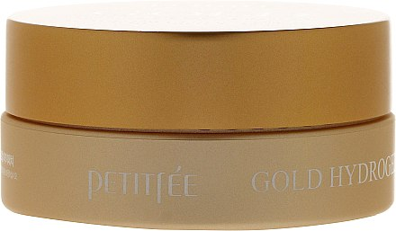 Хидрогелни пачове за очи със златен комплекс +5 - Petitfee&Koelf Gold Hydrogel Eye Patch — снимка N2