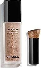 Парфюмерия и Козметика Тонален флуид за лице - Chanel Les Beiges Eau De Teint