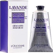"""Парфюми, Парфюмерия, козметика Крем за ръце """"Лавандула"""" - L'Occitane Lavande Hand Cream"""
