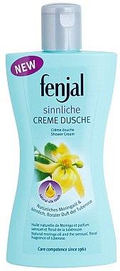 Крем за душ - Fenjal Moringa Shower Cream — снимка N1