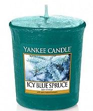Парфюми, Парфюмерия, козметика Ароматна свещ - Yankee Candle Icy Blue Spruce