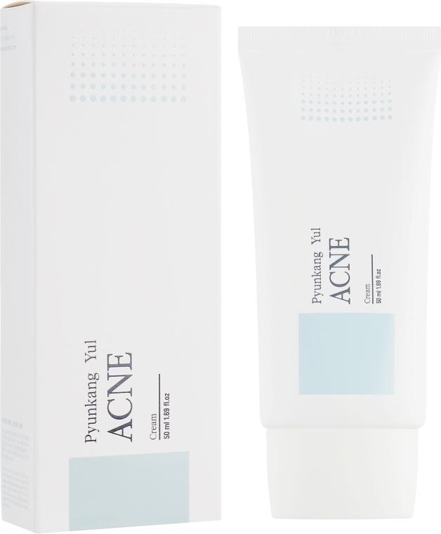 Крем за проблемна кожа - Pyunkang Yul Acne Cream