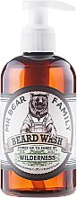 Парфюми, Парфюмерия, козметика Шампоан за брада - Mr. Bear Family Beard Wash Wilderness