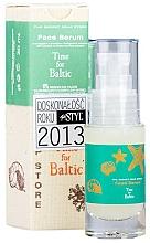 Парфюмерия и Козметика Серум за лице - The Secret Soap Store Time For Baltic Face Serum