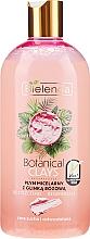 Мицеларна вода за почистване на грим с розова глина - Bielenda Clays — снимка N1