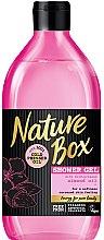 Парфюми, Парфюмерия, козметика Душ гел - Nature Box Almond Oil Shower Gel
