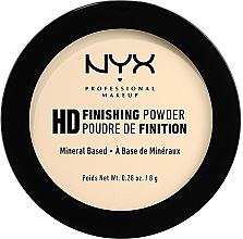 Парфюмерия и Козметика Фиксираща пудра - NYX Professional Makeup High Definition Finishing Powder