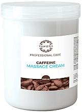 Парфюмерия и Козметика Масажен крем с кофеин - Yamuna Caffeine Massage Cream
