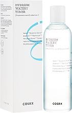Парфюмерия и Козметика Овлажняващ тонер - Cosrx Hydrium Watery Toner
