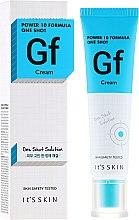 Парфюми, Парфюмерия, козметика Овлажняващ крем за лице с екстракт от гинко билоба - It's Skin Power 10 Formula One Shot GF Cream
