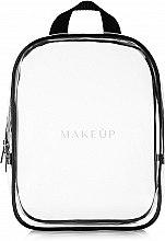 """Парфюмерия и Козметика Козметична чанта, черна """"Beauty Bag"""" (без съдържанието) - MakeUp"""