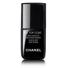 Парфюмерия и Козметика Топ лак за нокти - Chanel Le Top Coat Nail Brilliance Et Quick Dry And Shine