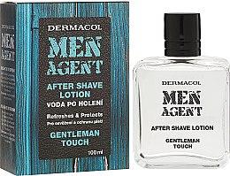 Парфюмерия и Козметика Лосион след бръснене - Dermacol Men Agent After Shave Lotion Gentleman Touch