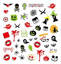 Парфюми, Парфюмерия, козметика Декориращи лепенки за нокти - Peggy Sage Decorative Nail Stickers Halloween (1бр)