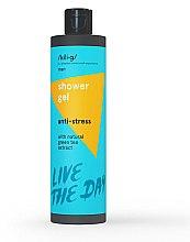 Парфюмерия и Козметика Антистрес душ гел за мъже - Kili·g Man Anti-Stress Shower Gel