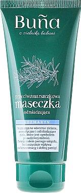 Подмладяваща маска против бръчки - Buna Rosemary Face Mask
