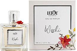 Парфюмерия и Козметика Leroy Cosmetics Woshi - Парфюмна вода