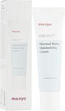 Парфюмерия и Козметика Минерален хидратиращ крем за лице с термална вода - Manyo Factory Thermal Water Moisturizing Cream