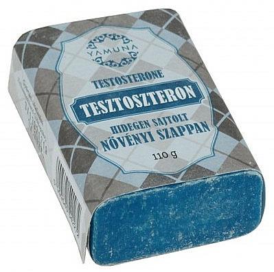 "Студено пресован сапун ""Тестостерон"" - Yamuna Testosterone Cold Pressed Soap"