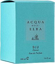Парфюмерия и Козметика Acqua Dell Elba Blu Donna - Парфюмна вода