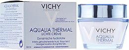 """Парфюми, Парфюмерия, козметика Дневен крем за лице """"Динамика и овлажняване"""" - Vichy Aqualia Thermal Dynamic Hydration Light Cream"""