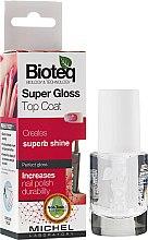 """Парфюми, Парфюмерия, козметика Топ лак """"Супер-блясък"""" - Bioteq Super Gloss Top Coat"""