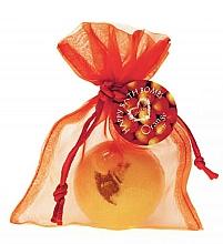 Парфюмерия и Козметика Бомбичка за вана с аромат на портокал - The Secret Soap Store Happy Bath Bombs Orange Energy