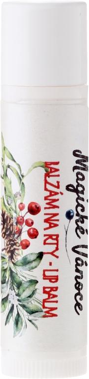 Балсам за устни - Soaphoria Magical Christmas Lip Balm — снимка N1
