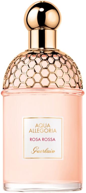 Guerlain Aqua Allegoria Rosa Rossa - Тоалетна вода (тестер без капачка) — снимка N1