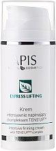 Парфюми, Парфюмерия, козметика Интензивен лифтинг крем с комплекс Tens'Up - APIS Professional Express Lifting Intensive Firming Cream With Tens UP
