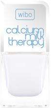 "Парфюмерия и Козметика Балсам за нокти ""Калциева млечна терапия"" - Wibo Calcium Milk Therapy"