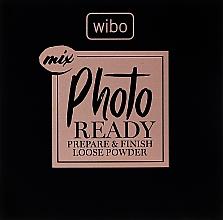 Парфюмерия и Козметика Фиксираща пудра-праймър за лице 2 в 1 - Wibo Photo Ready Mix Powder